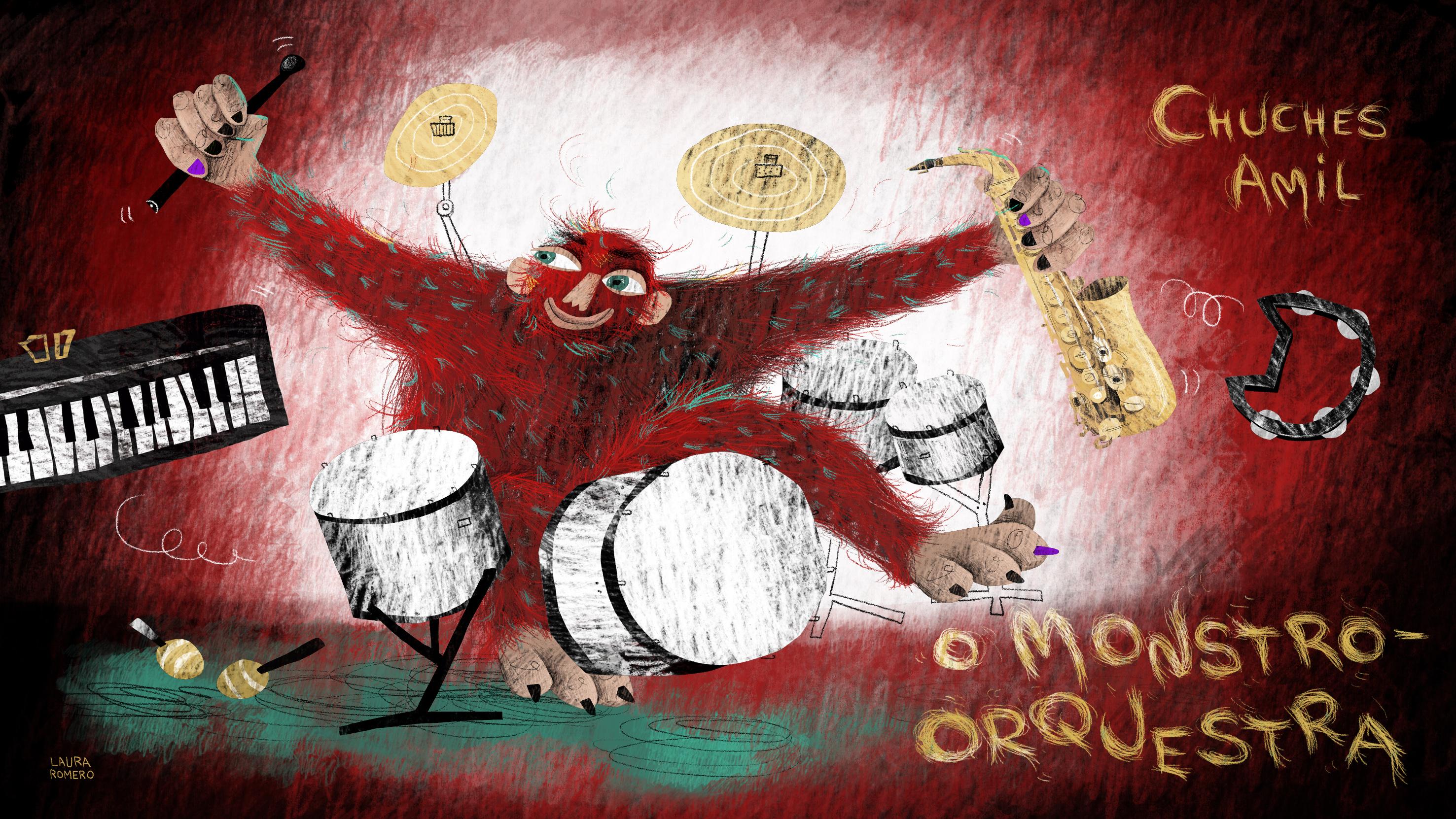 Ilustración: Laura Romero