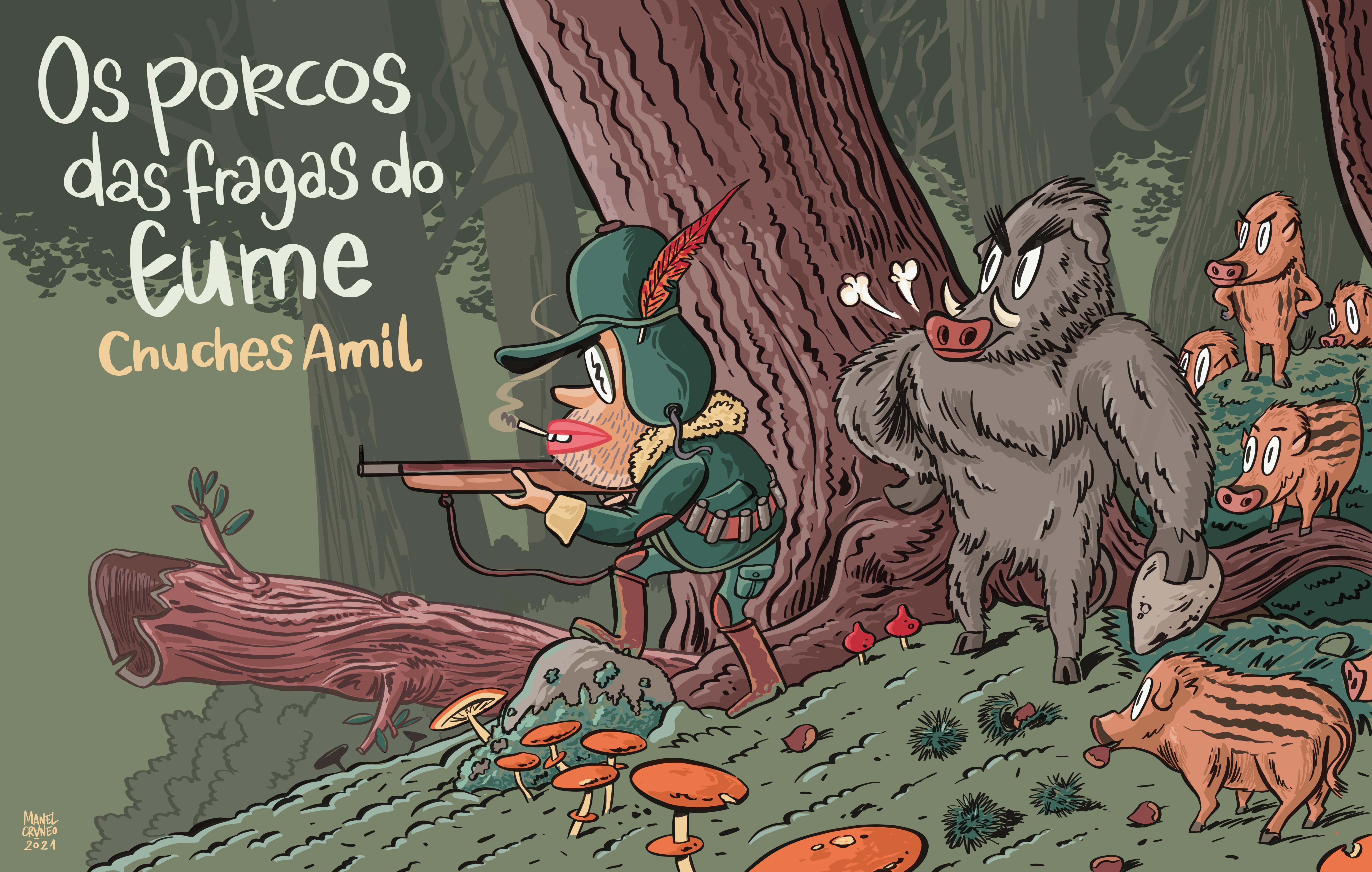 Ilustración: Manel Cráneo